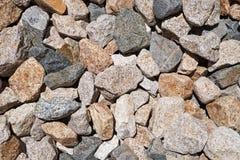 η ανασκόπηση διασταυρώνει τη δύσκολη δομή πετρών βράχου Στοκ φωτογραφία με δικαίωμα ελεύθερης χρήσης
