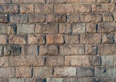 η ανασκόπηση είναι μπορεί να λιθοστρώσει χρησιμοποιημένο το σύσταση τοίχο Στοκ φωτογραφία με δικαίωμα ελεύθερης χρήσης