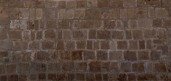 η ανασκόπηση είναι μπορεί να λιθοστρώσει χρησιμοποιημένο το σύσταση τοίχο Στοκ Εικόνα
