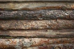 η ανασκόπηση επιβιβάζεται σε ξύλινο Στοκ Εικόνες
