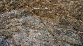 η ανασκόπηση διασταυρώνει τη δύσκολη δομή πετρών βράχου Στοκ εικόνα με δικαίωμα ελεύθερης χρήσης