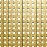 η ανασκόπηση κάμπτει τη χρυσή μακρο παλαιά σύσταση πλαισίων αφαιρέστε το χρυσό ανασκό& Στοκ Εικόνες