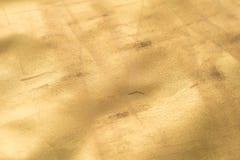 η ανασκόπηση κάμπτει τη χρυσή μακρο παλαιά σύσταση πλαισίων Στοκ φωτογραφίες με δικαίωμα ελεύθερης χρήσης