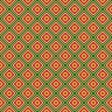 η ανασκόπηση περιβάλλει το πορτοκαλί διάνυσμα τετραγώνων διακοσμήσεων ελεύθερη απεικόνιση δικαιώματος
