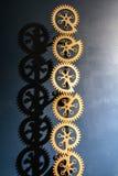 η ανασκόπηση συνδέει βιομηχανικό Βιομηχανικό υπόβαθρο μετάλλων με το Si Στοκ φωτογραφία με δικαίωμα ελεύθερης χρήσης