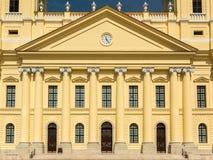 Η ανασχηματισμένη προτεσταντική μεγάλη εκκλησία Στοκ φωτογραφίες με δικαίωμα ελεύθερης χρήσης