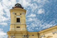 Η ανασχηματισμένη προτεσταντική μεγάλη εκκλησία Στοκ φωτογραφία με δικαίωμα ελεύθερης χρήσης