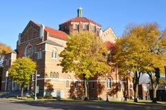 Η αντβεντιστική εκκλησία της έβδομης ημέρας Westmount Στοκ Εικόνες