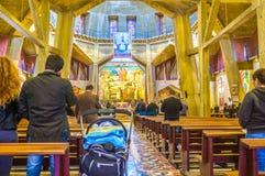 Η ανώτερη εκκλησία Στοκ Εικόνα