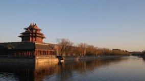 Η απαγορευμένη πόλη Πεκίνο στοκ φωτογραφία