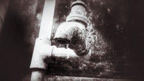 Η απελευθέρωση του νερού Στοκ εικόνες με δικαίωμα ελεύθερης χρήσης