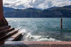 Η αποβάθρα στη λίμνη Στοκ φωτογραφία με δικαίωμα ελεύθερης χρήσης