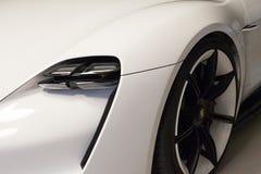 Η αποστολή Ε της Porsche στοκ φωτογραφία με δικαίωμα ελεύθερης χρήσης