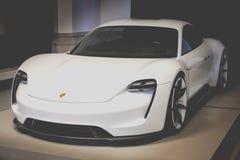 Η αποστολή Ε της Porsche στοκ φωτογραφία