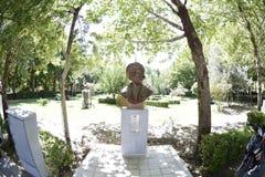 Η αποτυχία ποιητών σταθμεύει δημόσια στο Ιράν Το Σεπτέμβριο του 2016 στοκ φωτογραφίες