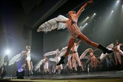 η απόδοση Πετρούπολη Ρωσί&al στοκ εικόνα με δικαίωμα ελεύθερης χρήσης