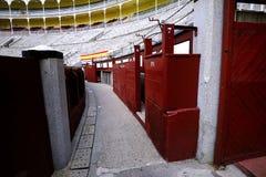 Η αρένα ταυρομαχίας Στοκ Φωτογραφίες