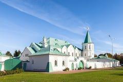 Η αρειανή αίθουσα το μέσα πάρκο του Αλεξάνδρου σε Tsarskoe Selo πλησίον Στοκ εικόνες με δικαίωμα ελεύθερης χρήσης