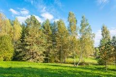 Η αρχή του φθινοπώρου Στοκ Φωτογραφία