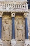 Η αρχαία εκκλησία Αγίου Trophime - Arles, Προβηγκία, Γαλλία Στοκ εικόνες με δικαίωμα ελεύθερης χρήσης