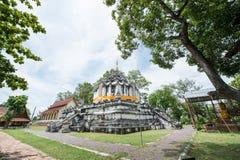 Η αρχαία παγόδα σε Wat Phra Yuen Στοκ Εικόνες