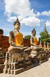 Η αρχαία πόλη της Ταϊλάνδης Στοκ Εικόνα