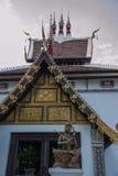 Η αρχαία πόλη Chiang Mai, Ταϊλάνδη Wat Chedi Luang & x28 Wat Chedi Luang& x29  Στοκ φωτογραφία με δικαίωμα ελεύθερης χρήσης