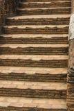 Αρχαία σκάλα Στοκ φωτογραφία με δικαίωμα ελεύθερης χρήσης