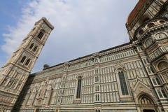 Η αρχιτεκτονική της Φλωρεντίας, Ιταλία Στοκ Εικόνες
