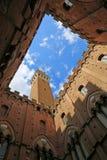 Η αρχιτεκτονική της Φλωρεντίας, Ιταλία Στοκ Εικόνα