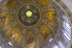 Η αρχιτεκτονική, architectonics, θόλος, σύνοδος κορυφής, θόλος, αντιμετωπίζει, εκκλησία, εκκλησία, sanctury, συνεδρίαση-σπίτι, θρ Στοκ φωτογραφία με δικαίωμα ελεύθερης χρήσης