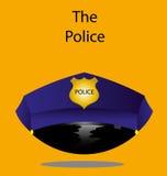 Η αστυνομία Στοκ φωτογραφία με δικαίωμα ελεύθερης χρήσης