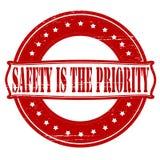 Η ασφάλεια είναι η προτεραιότητα απεικόνιση αποθεμάτων