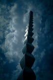 Η ατελείωτη στήλη Στοκ εικόνες με δικαίωμα ελεύθερης χρήσης