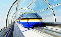 Η ατμομηχανή Στοκ φωτογραφία με δικαίωμα ελεύθερης χρήσης