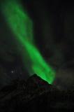 Η αυγή φλογών Στοκ Φωτογραφία