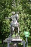 Η αυτοκράτειρα Elizaveta Petrovna, πρότυπο συντακτών ` s ενός μνημείου έκανε για την πόλη Baltiysk στο παλάτι του τσάρου Αλέξης M Στοκ Φωτογραφία