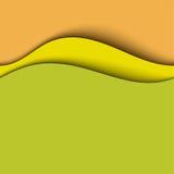 η αφηρημένη ανασκόπηση χρωματίζει θερμό Στοκ φωτογραφία με δικαίωμα ελεύθερης χρήσης