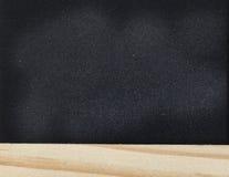 Η αφηρημένη κιμωλία έτριψε έξω στον πίνακα για το υπόβαθρο η σύσταση για προσθέτει το κείμενο ή το γραφικό σχέδιο Στοκ Εικόνες