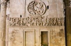 Η αψίδα του Constantine ιδιαίτερη Στοκ Εικόνες