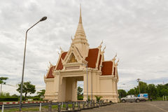 Η αψίδα στο pattaya Ταϊλάνδη Στοκ Εικόνες