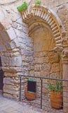 Η αψίδα της Virgin Mary Στοκ φωτογραφίες με δικαίωμα ελεύθερης χρήσης