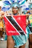 Η 2$α ημέρα το 2018 Nottinghill καρναβάλι στοκ εικόνες