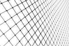 Η αλιεία με δίχτυα καλωδίων, άλφα δίκτυο, δικτύωση, συνδέει Στοκ Εικόνες