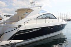 η βάρκα Κωνσταντινούπολη &eps Στοκ Φωτογραφίες