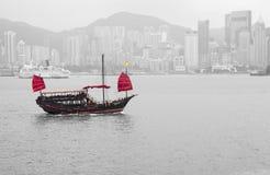 Η βάρκα παλιοπραγμάτων Στοκ Εικόνες