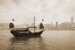 Η βάρκα παλιοπραγμάτων Στοκ Φωτογραφίες