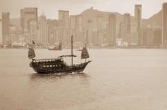Η βάρκα παλιοπραγμάτων Στοκ φωτογραφίες με δικαίωμα ελεύθερης χρήσης