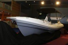 Η βάρκα του CNR Ευρασία παρουσιάζει στη Ιστανμπούλ Στοκ Φωτογραφία