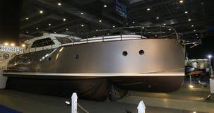 Η βάρκα του CNR Ευρασία παρουσιάζει στη Ιστανμπούλ Στοκ φωτογραφία με δικαίωμα ελεύθερης χρήσης